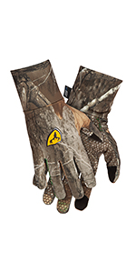 Touch Text Glove