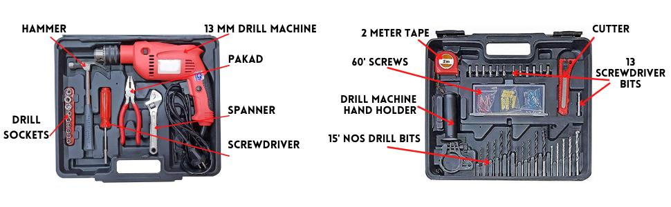 Drill Machine Accessories