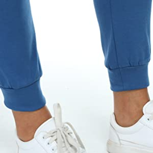 ankle length jogger