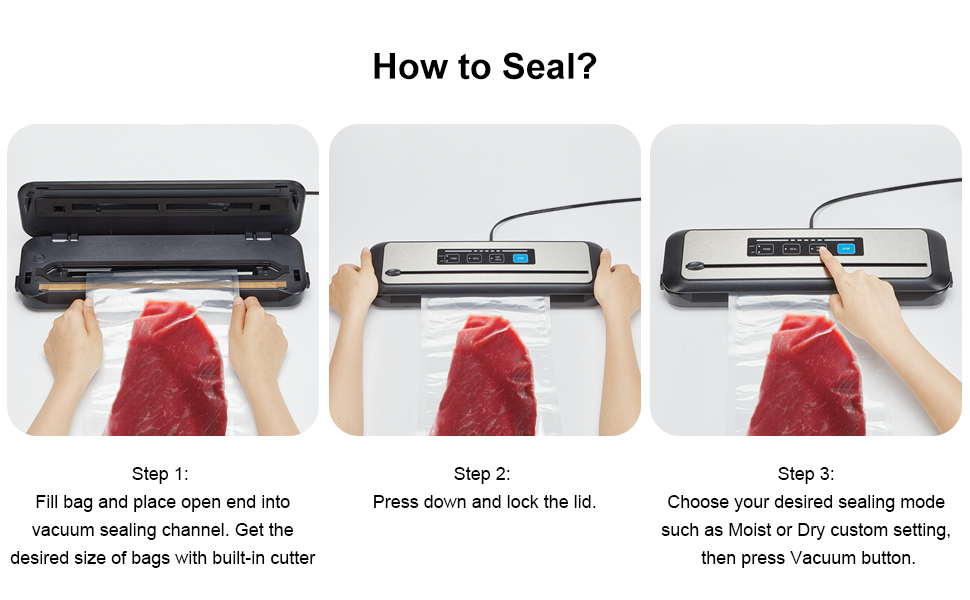 How to Seal?