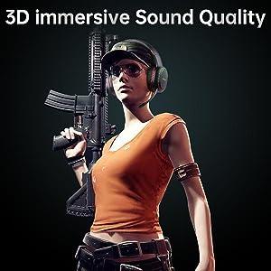 3d Immersive Sound