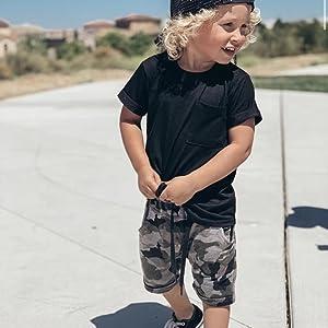 shorts set for baby boy
