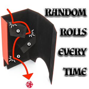 random rolls every time