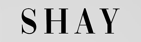 Shay Brand Banner Grey