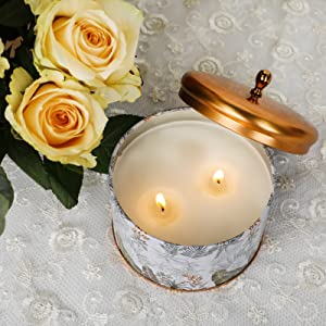 Aromatherapy Candles for women