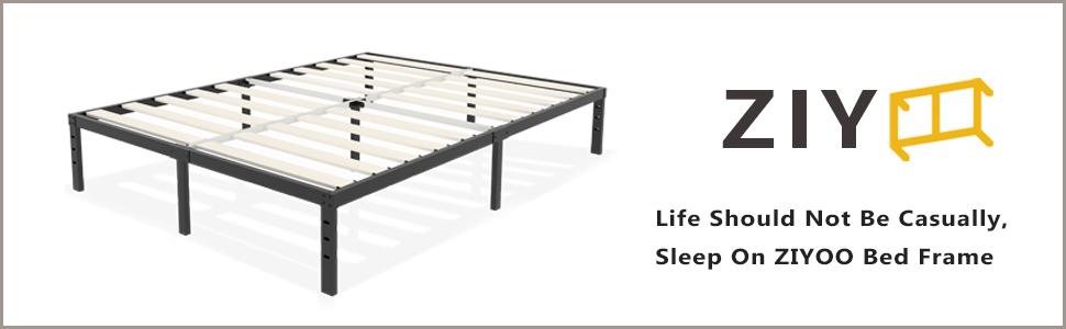 ZIYOO Bed Frame