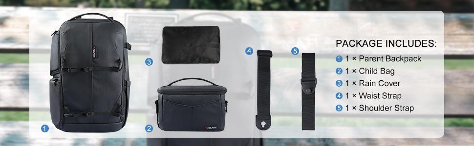 dslr camera backpack for photographers