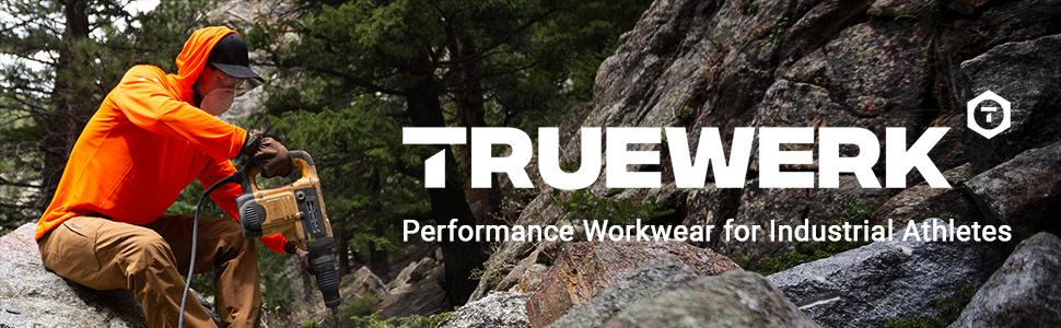 Truewerk Greyback
