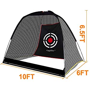 golf hitting net is suitable for all levels