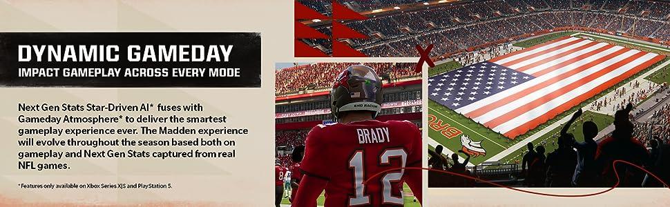 MADDEN NFL 22 Dynamic Gameday Banner Image 4