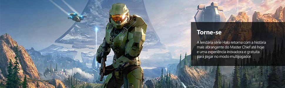 Halo Infinite, jogos xbox, xbox series x, xbox one, microsoft, xbox, videogame, console, halo, xone