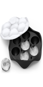 7 balls ice maker