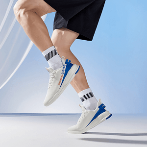 mens cushioned sneakers