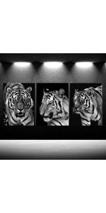 tiger painting, Explore tiger pictures for walls, Explore tiger posters for walls, wildlife pictures