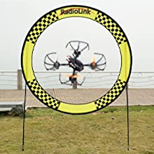 Flying Over Obstacles Sensitively