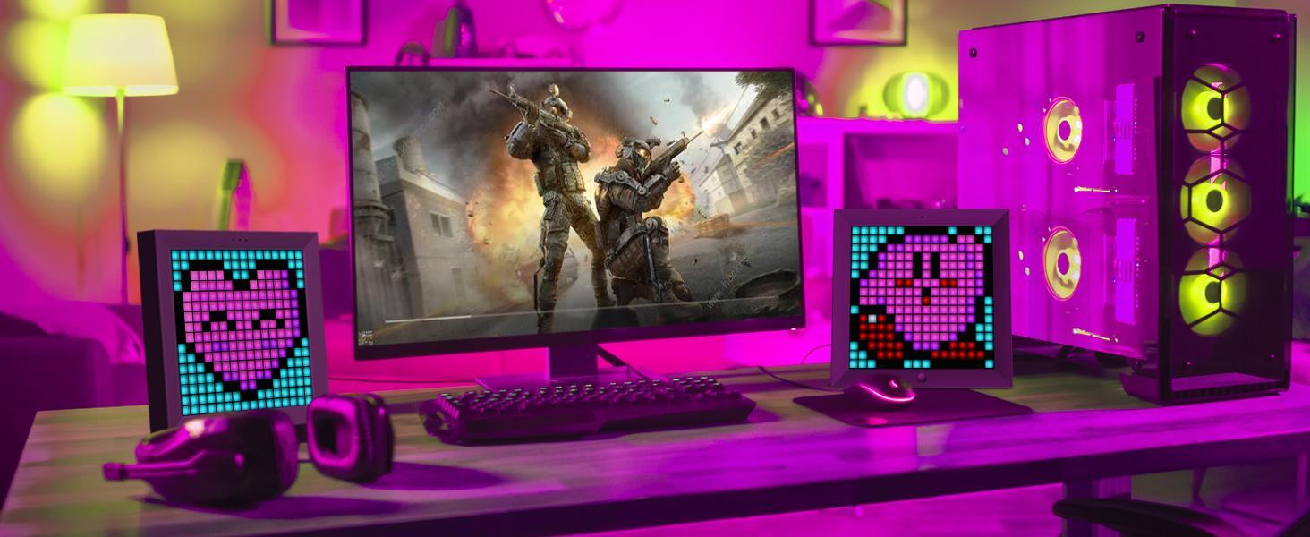 programmable led display