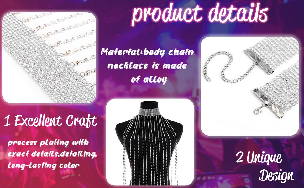 Tassel Collar Statement Necklace Fashion