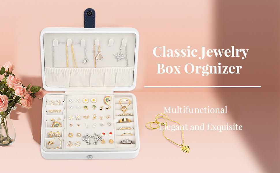 jewelry orgnizer box