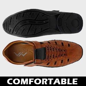 Comfortable Sandals for man