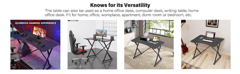 Versatile desk