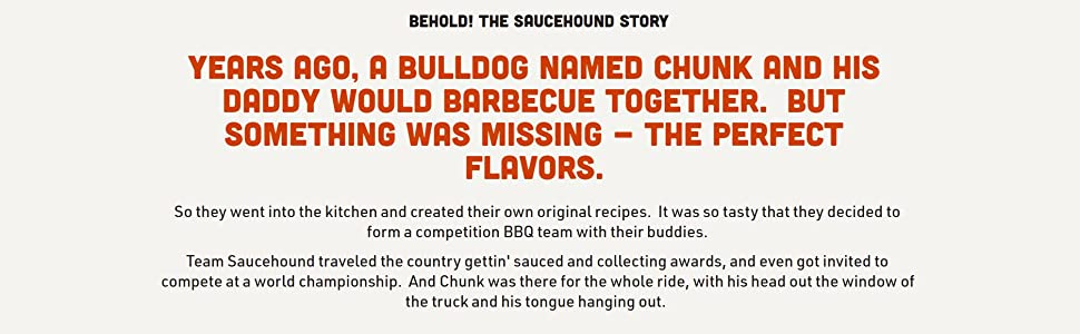 SAUCEHOUND SAUCE HOUND BBQ BARBECUE SPICY COMPETITION HABANERO JALAPENO BEEF PORK CHICKEN GLUTEN