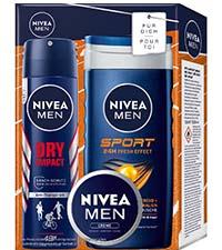 NIVEA MEN Sport Geschenkset