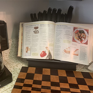 Additional function - More than just a knife block!