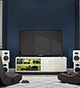 glitch gaming tv stand