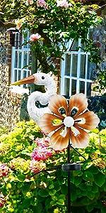 heron wind spinner