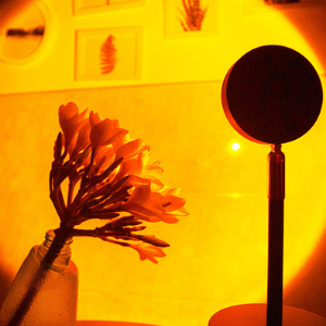 Linstaine-Sunset Lamp Projection-2