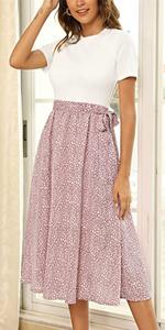 summer dress for women work