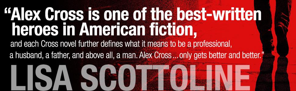 Alex Cross is one of the best-written heroes in American fiction