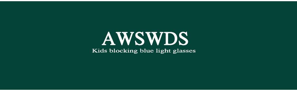 Blue light glasses for kids round fram