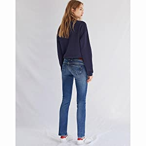 Pepe Jeans Moda donna jeans denim jeans pantaloni