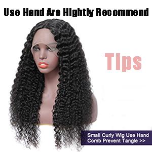 deep wave wig frontal