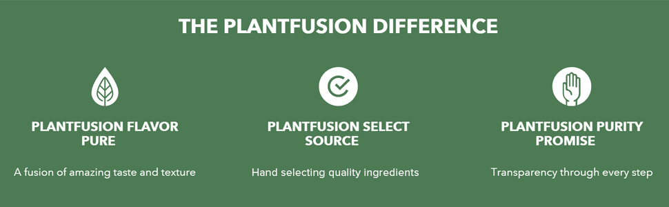 The PlantFusion Difference
