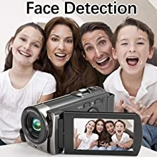 face detection function