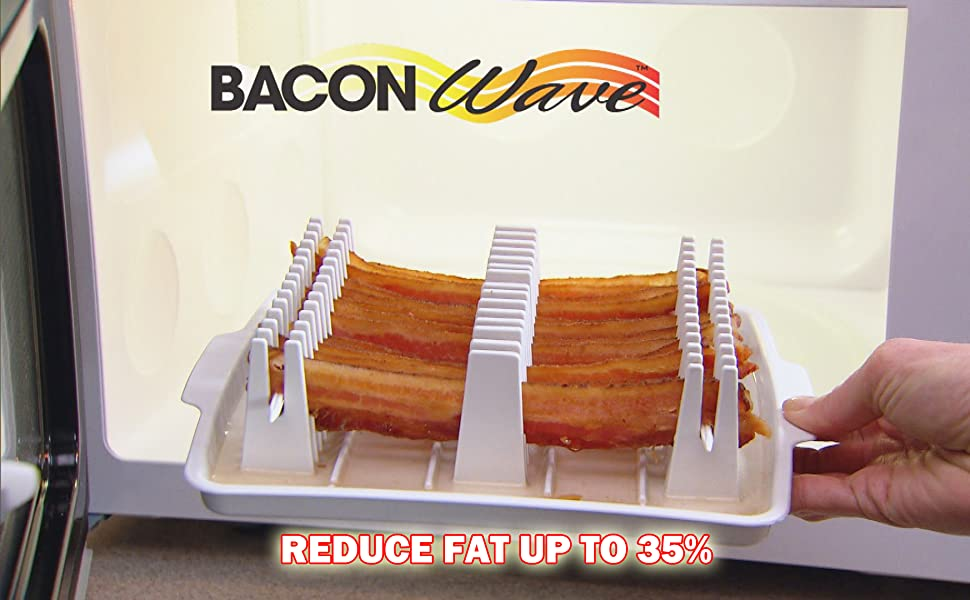 bacon wave bacon cooker
