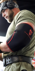 elbow sleeves weightlifting powerlifting protection