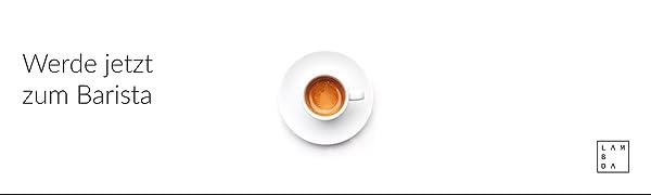 Lambda Coffee - Bli en barista nu