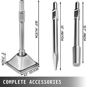 Complete Accessories