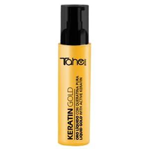 Keratin Gold - Siero per capelli alla cheratina, 125 ml