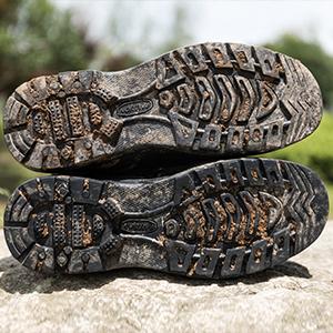 NORTIV 8 Men's Safety Steel Toe Work Boots