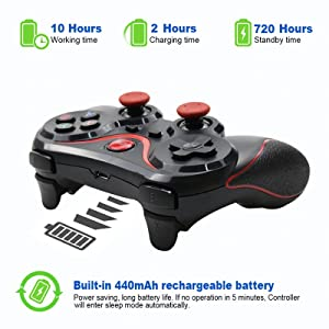 game controller for mobile