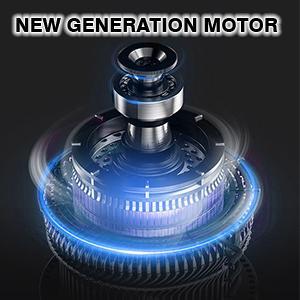 Powerful High-Torque Brushless Motor
