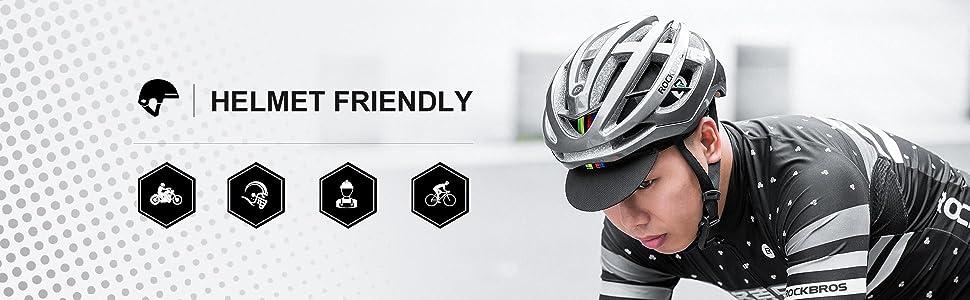 Helmet liner caps