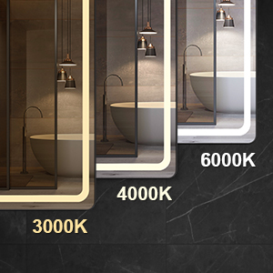 mirror for bathroom vanity