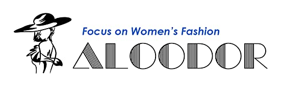 aloodor womens fashion