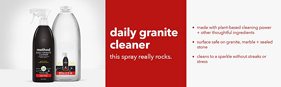daily granite cleaner