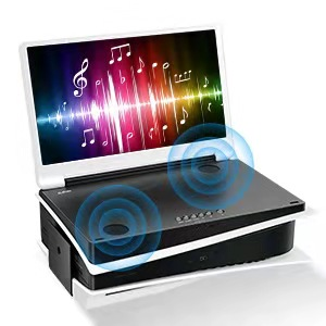 PS5 monitor with Dual Stereo Speaker